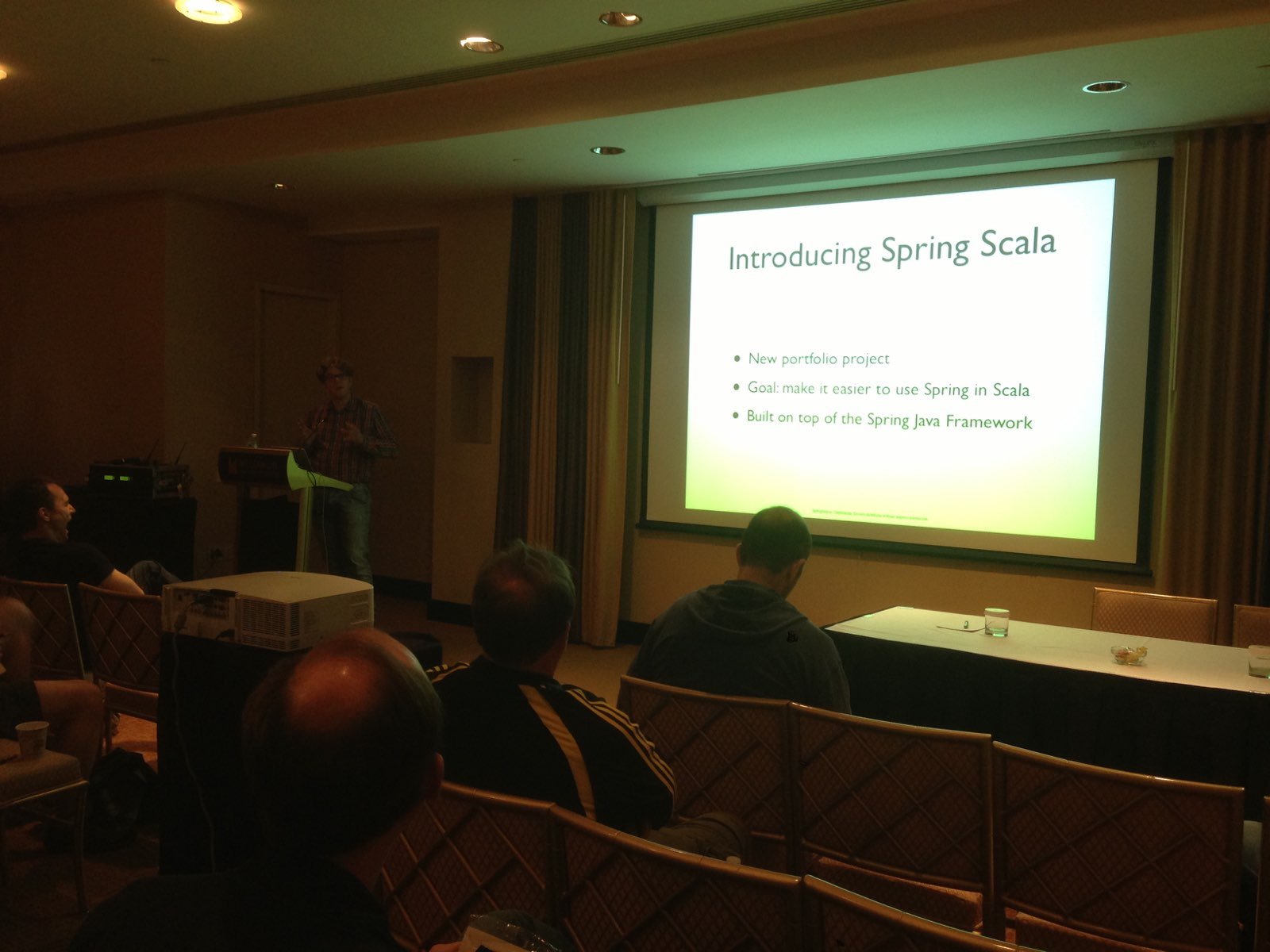 Introducing Spring Scala